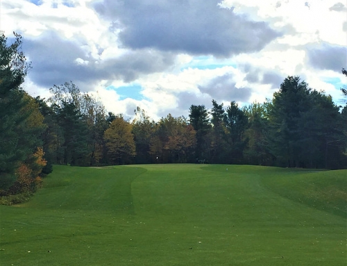 Fall Golfing at its Very Best!