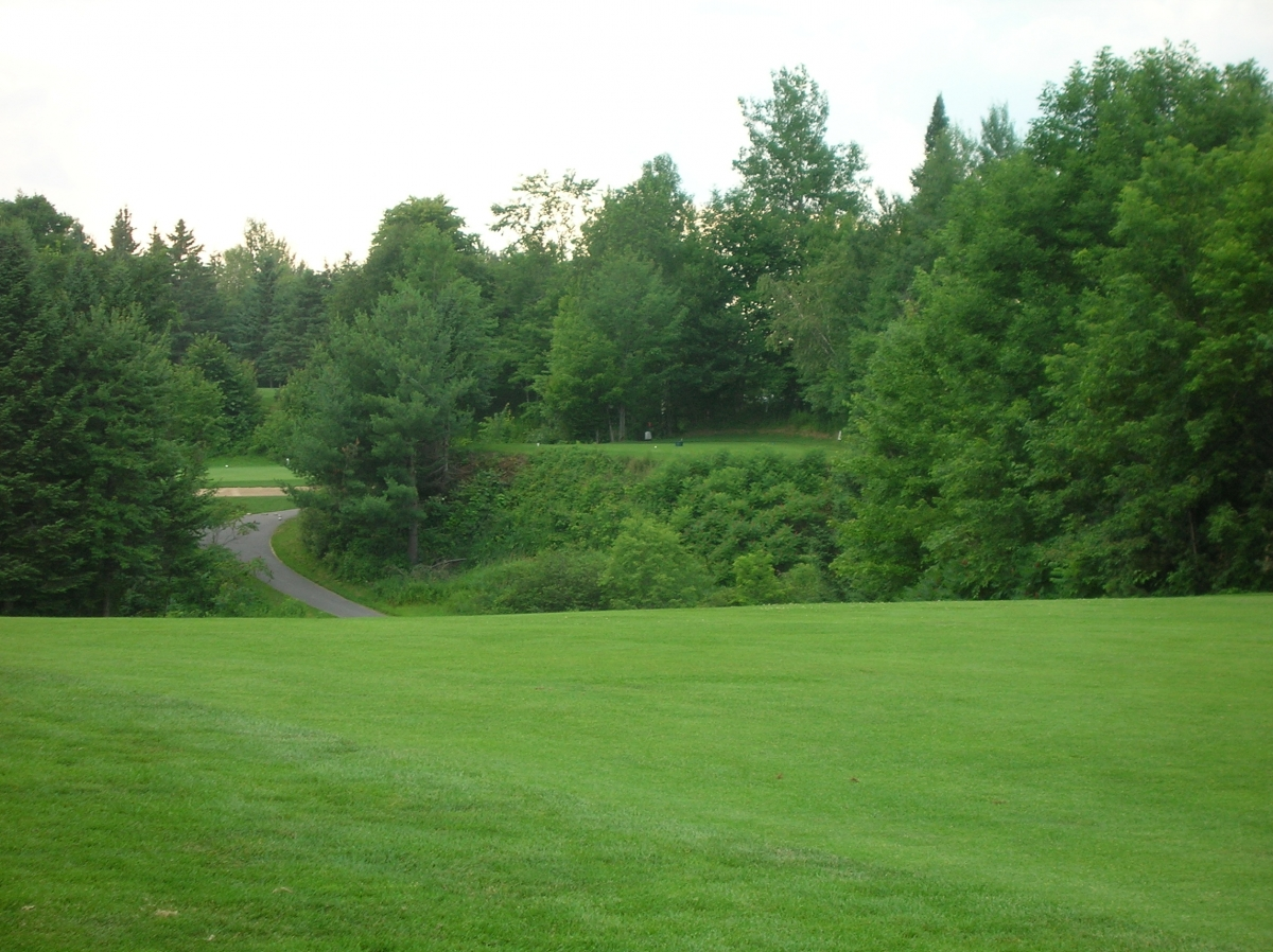 Hole 2 at The Nation Golf Course